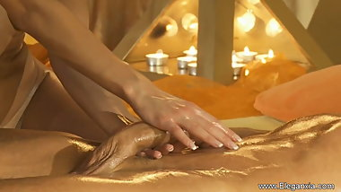 She Has The Golden Touch Massage